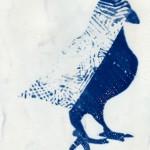 duif blauwdruk